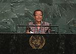 72 General Debate – 22 September <br /> <br /> Barbados
