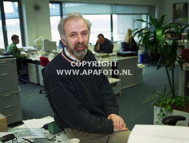 Nijmegen , 300300  Foto : Koos Groenewold (APA foto)<br />Journalist van de Gelderlander Rob Jaspers.