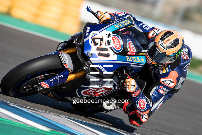 FIM WorldSBK Championship, Test, 28-29 November 2019, Jerez, Spain, Michael VD Mark