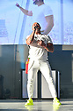 MIRAMAR, FLORIDA - MAY 22: Nelson Rego performs live on stage during the 80 Reunion Freestyle Concert at The Miramar Amphitheater at Regional Park on May 22, 2021 in Miramar, Florida. ( Photo by Johnny Louis / jlnphotography.com )