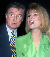 Regis Philbin and Kathie Lee Gifford 1994, Photo By John Barrett/PHOTOlink