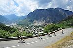 Stage 19 Saint-Jean-de-Maurienne to - Toussuires-Les Sybelles