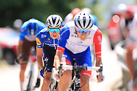 26th May 2021; Canazei, Trentino, Italy; Giro D Italia Cycling, Stage 17 Canazei to Sega Di Ala ; KNOX James GBR