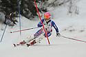 03/01/2015 under 16 girls slalom run 1