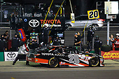 NASCAR XFINITY Series<br /> VisitMyrtleBeach.com 300<br /> Kentucky Speedway<br /> Sparta, KY USA<br /> Saturday 23 September 2017<br /> Ryan Preece, Hurricane Relief Toyota Camry pit stop<br /> World Copyright: Barry Cantrell<br /> LAT Images