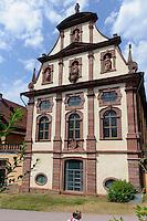 Kloster Bronnbach bei Wertheim, Baden-Württemberg, Deutschland