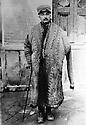 Iran 1930 <br />Farrajolah Assef, member of  the majlis ( Member of Parliament )  <br />Iran 1930  <br />Farrajolah Assef, député du majlis, le parlement iranien
