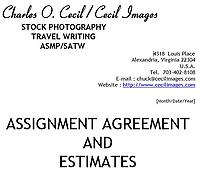 ZZZ: Assignment Agreement & estimates