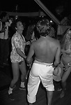 NUMBER ONE CLUB  -   SERATA DI CHIUSURA STAGIONE  ROMA 1977