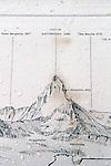 Map Of Matterhorn