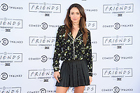 Danielle Peazer <br /> at the launch party for Comedy Central's FriendsFest, presented by The Luna Cinema at Haggerston Park.<br /> <br /> ©Ash Knotek  D3146  23/08/2016