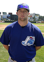 May 26, 2004:  Pitcher Royce Ring of the Norfolk Tides, Triple-A International League affiliate of the New York Mets, during a game at Frontier Field in Rochester, NY.  Photo by:  Mike Janes/Four Seam Images