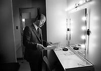 FILE PHOTO - Fernand Gignac, circa 1980<br /> <br /> PHOTO :  Andre Boucher - Agence quebec Presse<br /> <br /> HI RES Sur demande - aucune restriction