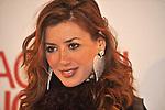 """DANIELA MARTANI<br /> RED CARPET - PREMIERE """"BACIAMI ANCORA """" DI GABRIELE MUCCINO - AUDITORIUM DELLA CONCILIAZIONE ROMA 2010"""