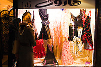 Contrary to what many people would believe, Islamic countries don't have any problem with lingerie. They have problems with public displays of flesh. Lingerie is being sold in Iran, but shops are not displaying any plastic models in their windows, and the shops are women-only.