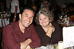Tom Pelphrey and Pat Berry at A Night of Stars on May 14 at Bistro Soleil, Olde Marco Inn, Marco Island, Florida - SWFL Soapfest Charity Weekend May 14 & !5, 2011 benefitting several children's charities including the Eimerman Center providing educational & outreach services for children for autism. see www.autismspeaks.org. (Photo by Sue Coflin/Max Photos)