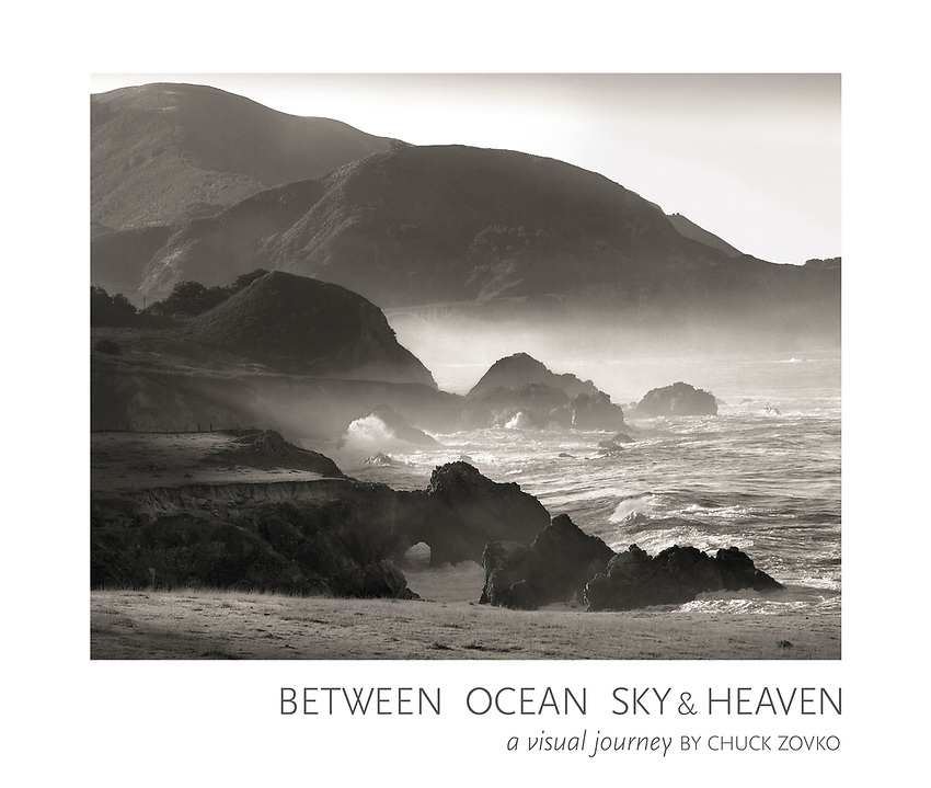 Between Ocean Sky & Heaven