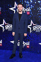 Will Manning<br /> arriving for the Global Awards 2020 at the Eventim Apollo Hammersmith, London.<br /> <br /> ©Ash Knotek  D3559 05/03/2020
