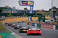 # 50 KESSEL RACING (CHE) FERRARI 488 GT3 JOHN HARTSHORNE (GBR) OLIVER HANCOCK (GBR)