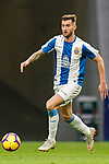 Leonado Carrilho Baptistao, Leo Baptistao, of RCD Espanyol in action during the La Liga 2018-19 match between Atletico de Madrid and RCD Espanyol at Wanda Metropolitano on December 22 2018 in Madrid, Spain. Photo by Diego Souto / Power Sport Images