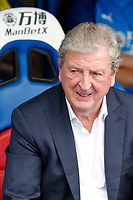 Crystal Palace manager, Roy Hodgson during the pre season friendly match between Crystal Palace and Hertha BSC at Selhurst Park, London, England on 3 August 2019. Photo by Carlton Myrie / PRiME Media Images.