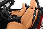 Front seat view of 2018 Fiat 124-Spider 1.4-Lusso 2 Door Convertible Front Seat  car photos