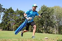 Jamie Reid. NZ Speedgolf Open, Whitford Park Golf Club, Whitford, Auckland, New Zealand. Photo: Simon Watts/www.bwmedia.co.nz/NZGolf