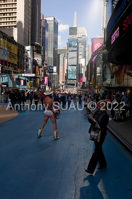 New York, New York<br /> October 20, 2011<br /> <br /> Times Square.