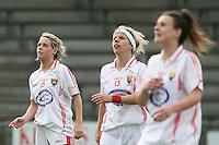2013 LGFA Cork v Armagh R2 Qualifier
