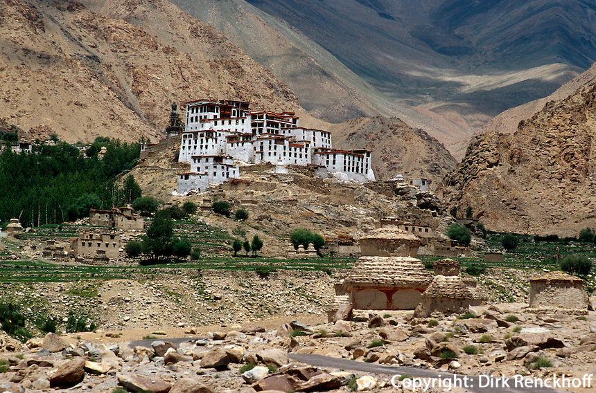 Kloster Lekir, Ladakh (Jammu+Kashmir), Indien