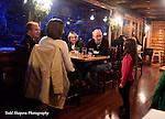 Christmas Eve dining room, Silver Fork Lodge, Cottonwood Canyon, Utah