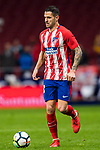 Victor Machin, Vitolo, of Atletico de Madrid in action during the La Liga 2017-18 match between Atletico de Madrid and CD Leganes at Wanda Metropolitano on February 28 2018 in Madrid, Spain. Photo by Diego Souto / Power Sport Images