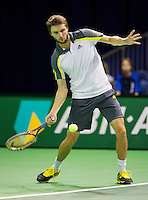 13-02-13, Tennis, Rotterdam, ABNAMROWTT, Gilles Simon