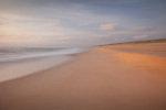 A dreamy morning at Coast Guard Beach, Cape Cod National Seashore, Eastham, MA, USA