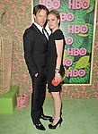 Anna Paquin Moyer & Stephen Moyer at The HBO Post Emmy party held at The Plaza at The Pacific Design Center in Beverly Hills, California on August 29,2010                                                                   Copyright 2010  Hollywood Press Agency