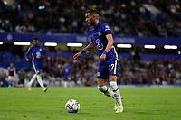 22nd September 2021; Stamford Bridge, Chelsea, London, England; EFL Cup football, Chelsea versus Aston Villa; Hakim Ziyech of Chelsea