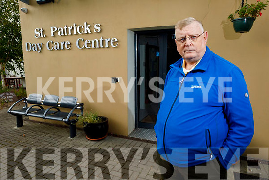 Frank O'Connor of Tobar Naofa, Tralee who is on dialysis, is asking why his local St Patricks Day care Centre is still closed.