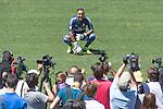 2014/08/05_Presentación de Keylor Navas con el Real Madrid