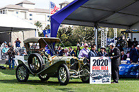 The Amelia Island Concours d'Elegance 2020 - Concours on Sunday. <br /> © Kristof Vermeulen for MPS AgencyThe Amelia Island Concours d'Elegance 2020 - Concours on Sunday.