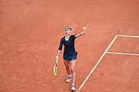 5th June 2021; Roland Garros, Paris France; French Open tennis championships day 7; Krejcinova - Czech Rep
