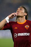 Roma 5 Ottobre 2002<br /> Roma - Udinese 4-1<br /> Francesco Totti
