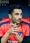 Goalkeeper Antonio Adan of Atletico de Madrid looks on prior to the La Liga 2018-19 match between Atletico de Madrid and Rayo Vallecano at Wanda Metropolitano on August 25 2018 in Madrid, Spain. Photo by Diego Souto / Power Sport Images