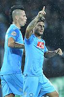 Napoli vs. Borussia Dortmund, September 18, 2013