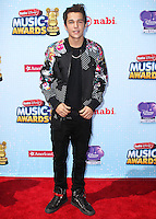 LOS ANGELES, CA, USA - APRIL 26: Austin Mahone at the 2014 Radio Disney Music Awards held at Nokia Theatre L.A. Live on April 26, 2014 in Los Angeles, California, United States. (Photo by Xavier Collin/Celebrity Monitor)