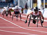 Brent Lakatos, Toronto 2015 - Para Athletics // Para-athlétisme.<br /> Brent Lakatos competes in the Men's 800m T53 Final // Brent Lakatos participe à la finale du 800 m T53 masculin. 12/08/2015.