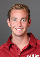 STANFORD, CA - AUGUST 31:  Porter Kalbus of the Stanford Cardinal during water polo picture day on August 31, 2009 in Stanford, California.