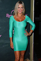HOLLYWOOD, LOS ANGELES, CA, USA - AUGUST 28: Barbara Moore arrives at the Benchwarmer Back To School Celebration to Benefit Children of the Night held at Station Hollywood at the W Hotel Hollywood on August 28, 2014 in Hollywood, Los Angeles, California, United States. (Photo by Xavier Collin/Celebrity Monitor)