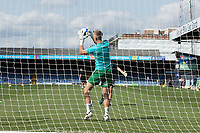 Mark Oxley, Southend United,  put through his paces pre match during Southend United vs Harrogate Town, Sky Bet EFL League 2 Football at Roots Hall on 12th September 2020
