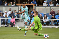 San Jose Earthquakes vs Sporting Kansas City, April 20, 2019