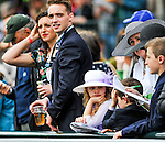 April 3, 2015:Scenes from around the track on Opening Day of the Spring Meet on Bluegrass Stakes Weekend at Keeneland Race Course in Lexington, Kentucky. Scott Serio/CSM